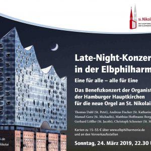 """""""Eine für alle – alle für Eine"""": Unser zweites Elbphilharmonie-Konzert"""