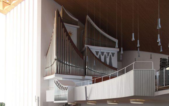 Bundeszusage: 1.025.000 Euro für die Orgel von St. Nikolai